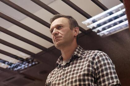 Навального перевели в колонию в Покрове