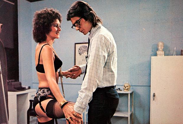 «Глубокая глотка», 1972