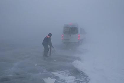 Тысячи россиян остались без света из-за непогоды в Иркутской области