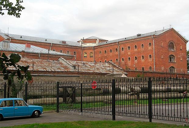 СИЗО-4 Санкт-Петербурга