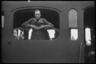 Убытие немецкого военного в отпуск домой. Франция, 1940 год.