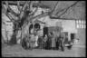 Проводы из дома на фронт. Германия, 1940 год.
