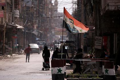 В Дамаске предотвратили крупный теракт в годовщину войны