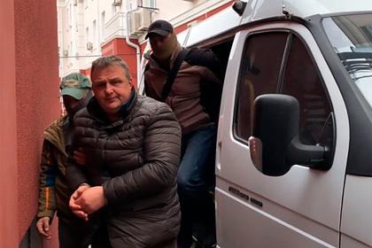 Украинская разведка прокомментировала задержание шпиона с бомбой в Крыму