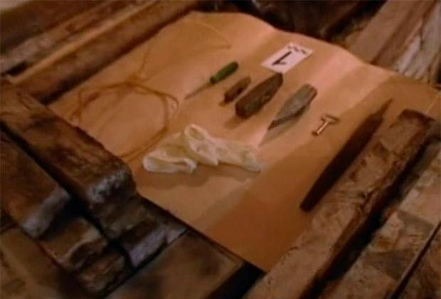 Вещдоки, найденные при обысках у Валерия Андреева