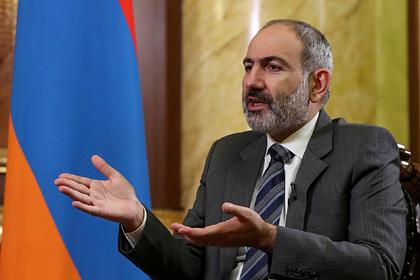 Пашинян объявил внеочередные парламентские выборы в Армении