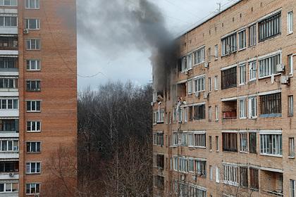 Ребенок погиб при взрыве в жилом доме в Подмосковье
