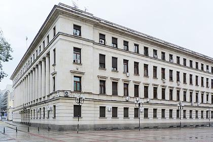 Минобороны Болгарии