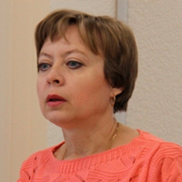 Ольга Зыкова