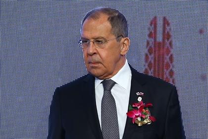 Лавров призвал отказаться от гонки вооружений на Корейском полуострове