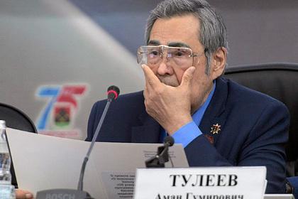 Аман Тулеев допустил вероятность поджога в «Зимней вишне»