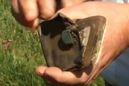 Школьница потеряла кошелек и обрела его 70 лет спустя