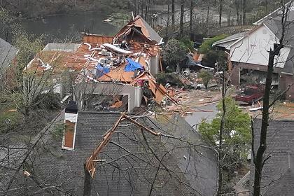 Пять человек стали жертвами торнадо в США