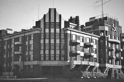 Описана пятикомнатная квартира Ельцина в Доме чекиста