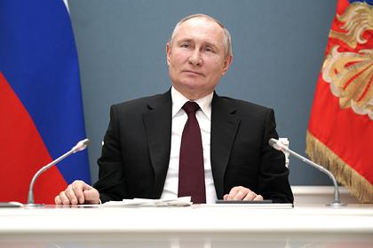 Путин поставил задачу военным в Арктике