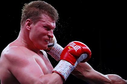 Поветкин проиграл Уайту и утратил пояс временного чемпиона WBC