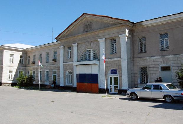 СИЗО №1 в Новосибирске