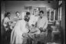 В больнице. Ботошани, Румыния. Апрель 1944 года.