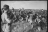 Пленные. Ботошани, Румыния. Апрель 1944 года.