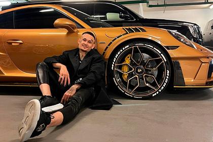 Моргенштерн подарил возлюбленной на 21-летие машину и пять миллионов рублей