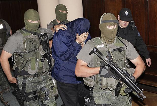Задержание предполагаемого агента «Моссада» Ури Бродского в Польше