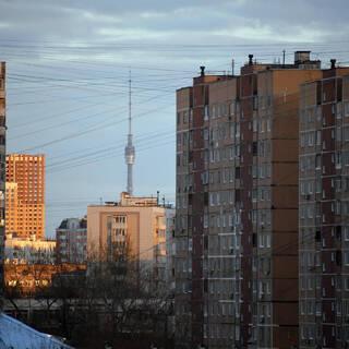 Спрос на жилье в Москве резко снизился