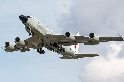 У берегов Крыма заметили британский самолет-разведчик