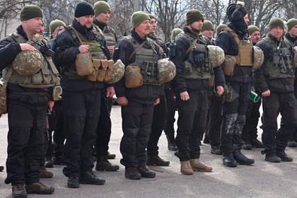Вооруженные силы Украины провели учения на границе с Крымом