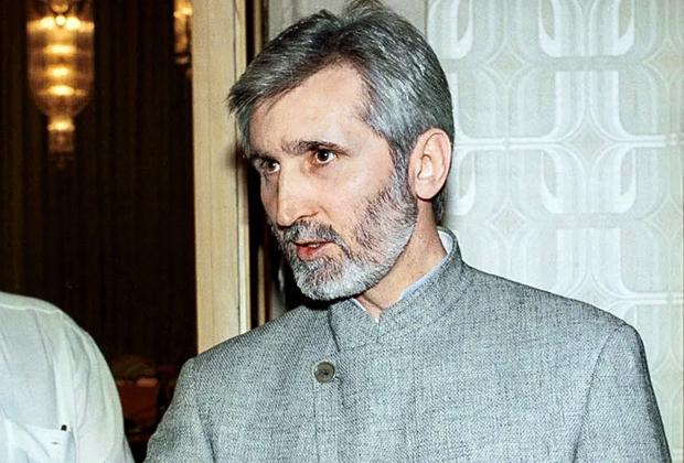 Криминальный авторитет Хож-Ахмед Нухаев