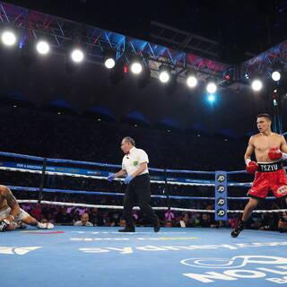 Сыну Кости Цзю предложили бой на миллион долларов: Бокс и ММА