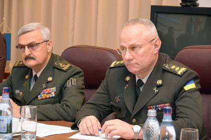 Украину назвали «настоящим щитом» НАТО