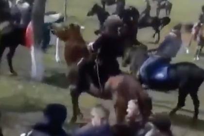 Появление кричащих «Ахмат — сила» чеченцев на границе с Дагестаном объяснили