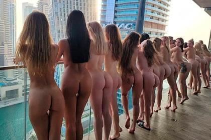 Раскрыто ожидающее снимавшихся голыми в Дубае россиянок наказание: Происшествия: Путешествия: Lenta.ru