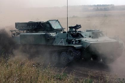 В ДНР сообщили о столкновении с украинскими военными: Украина: Бывший СССР: Lenta.ru