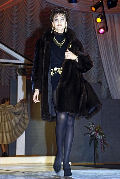 Международное шоу-аукцион «Мягкое золото России», 1992 год