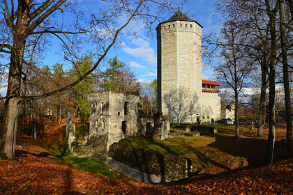 Замок Вайсенштайн