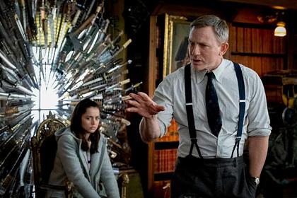 Экспертов удивил гонорар Дэниела Крэйга за роль в продолжении «Достать ножи»