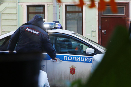 """В Петербурге ввели план """"Перехват"""" из-за мужчины, ранившего людей ножом"""