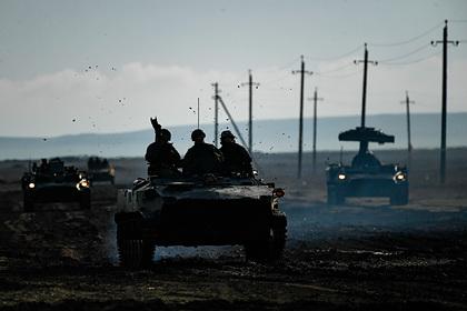 Спрогнозированы действия России в случае возобновления войны в Донбассе: Украина: Бывший СССР: Lenta.ru