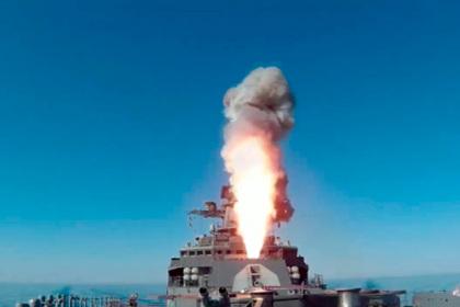 Российский «Маршал Шапошников» поразил «невидимую» цель
