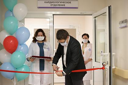 Пациентов с болезнями мозга и сердца в Москве начнут лечить по-новому: Общество: Россия: Lenta.ru
