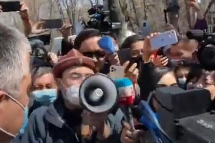 В Киргизии начались протесты против кражи невест и принуждения женщин к браку