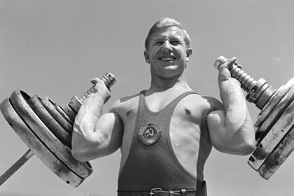 Умер советский олимпийский чемпион и рекордсмен мира по тяжелой атлетике