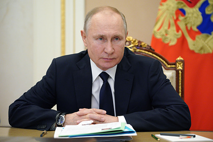 Путин остался сторонником добрых отношений с США: Политика: Россия: Lenta.ru