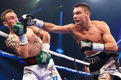 Сын знаменитого боксера Кости Цзю не знает поражений на ринге. Повторит ли он успех отца?
