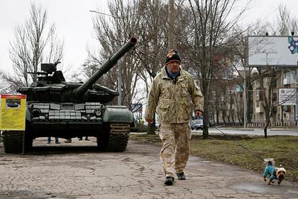 Грузия призвала НАТО поддержать Украину в Донбассе