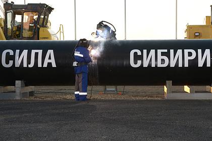 «Газпром» возобновил прокачку газа по «Силе Сибири»