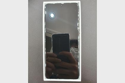 Рассекречен квантовый смартфон Samsung