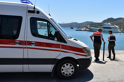 Россиянин умер в отеле Турции при загадочных обстоятельствах