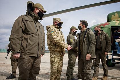 Кремль прокомментировал приезд Зеленского в Донбасс